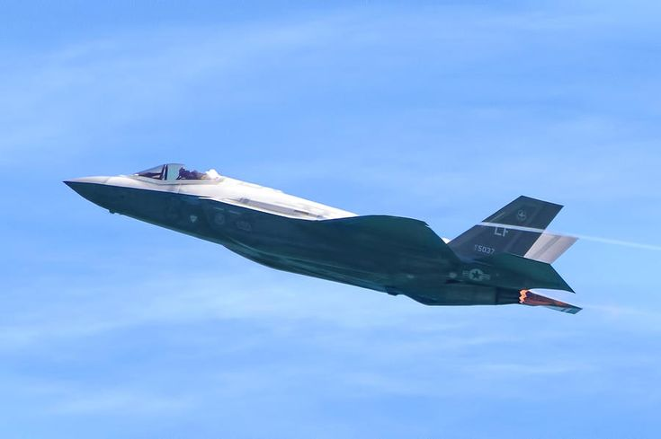 F-35 Joint Strike Fighter Photograph by Mark Andrew Thomas