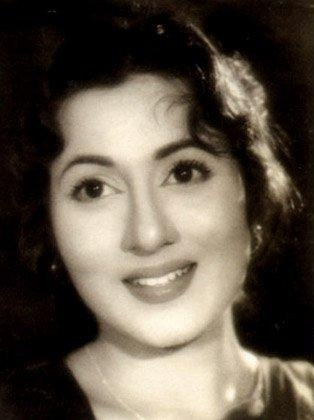 Madhubala ... a beauty sans makeup