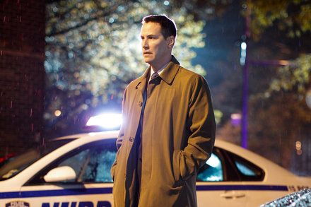 Review: Keanu Reeves Undertakes an Investigation in Exposed from GLENN KENNY at the New York Times. #movies