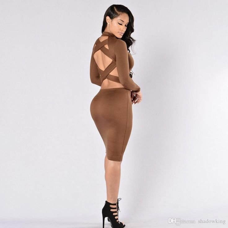 Shadowking Women Long Sleeve Dresses Autumn Sexy Slim Bodycon Dresses Elastic Skinny Brief Knitted Backless Hollow Out Dress Vestidos Py1110 Green Dress Juniors Long Dress Striped From Shadowking, $15.08| Dhgate.Com