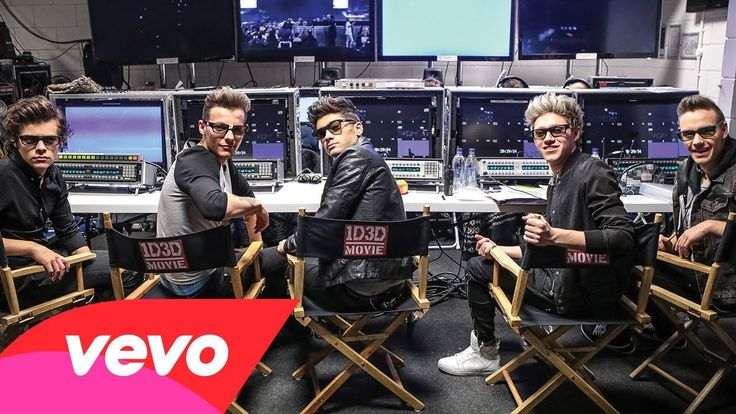 One Direction - 1D: This Is Us -- Movie Trailer< I.. just... Im so proud of you boys. Thats all i can say ♥