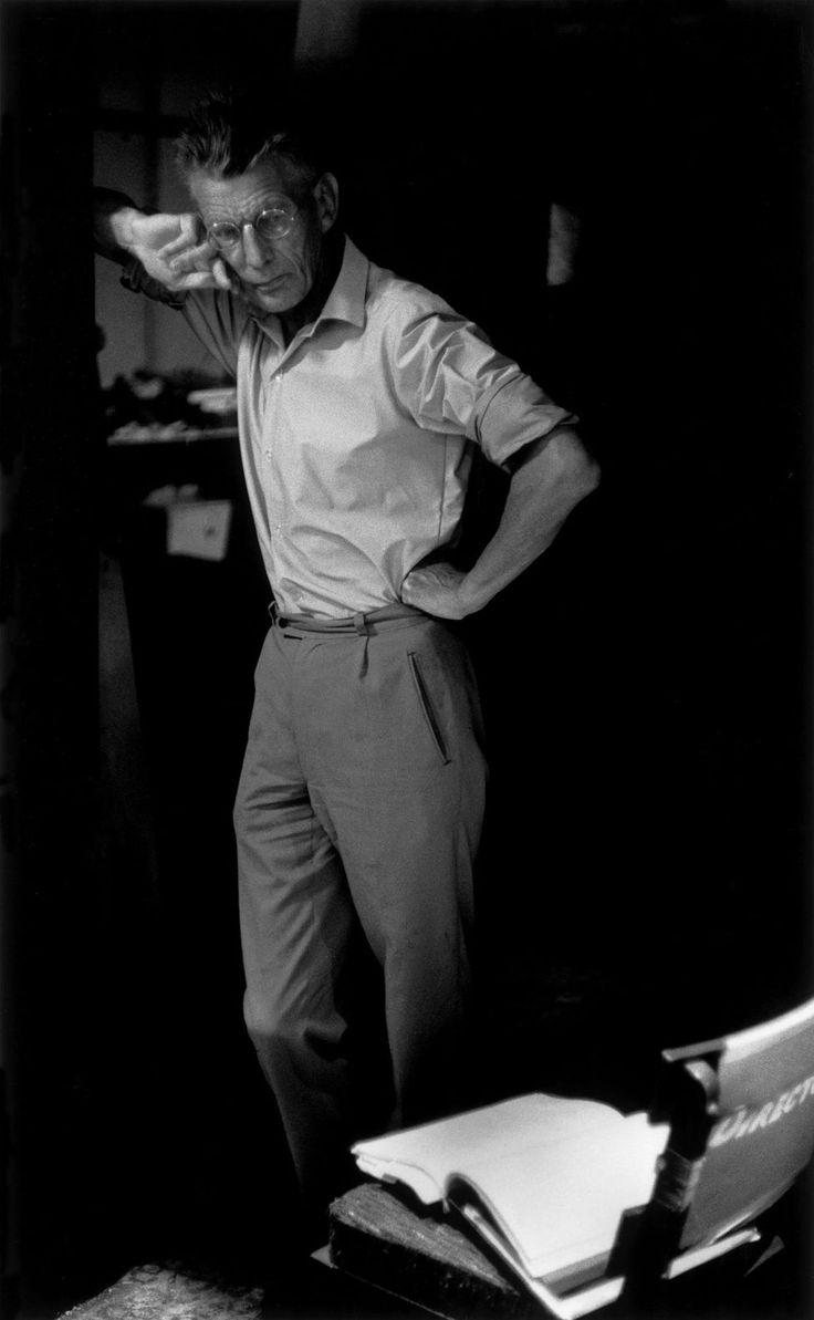 Samuel Beckett, 1964 à New York