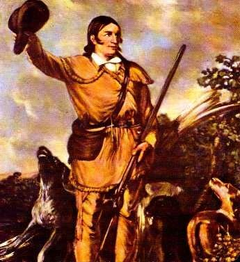 DAVY CROCKETT: was a  Frontiersman and Statesman born on August 17, 1786, in Greene County, Tennessee. In 1826, he earned a seat in the 21st U.S. Congress. He was re-elected to Congress twice before leaving politics to fight in the Texas Revolution. On March 6, 1836, Crockett was killed at the Battle of the Alamo in San Antonio, Texas.