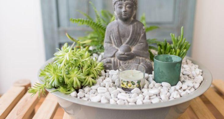 DIY - Indoor Garten mit Asia-Flair  #DIY #IndoorGarten #Asia #Garten