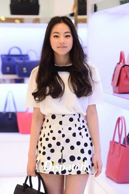 An Sohee 안소희