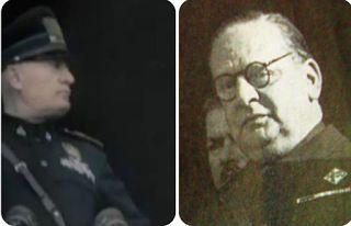 Planet Stars: 27 Οκτωβρίου 1940. Ο Ιταλός Πρέσβης Γκράτσι πριν α...