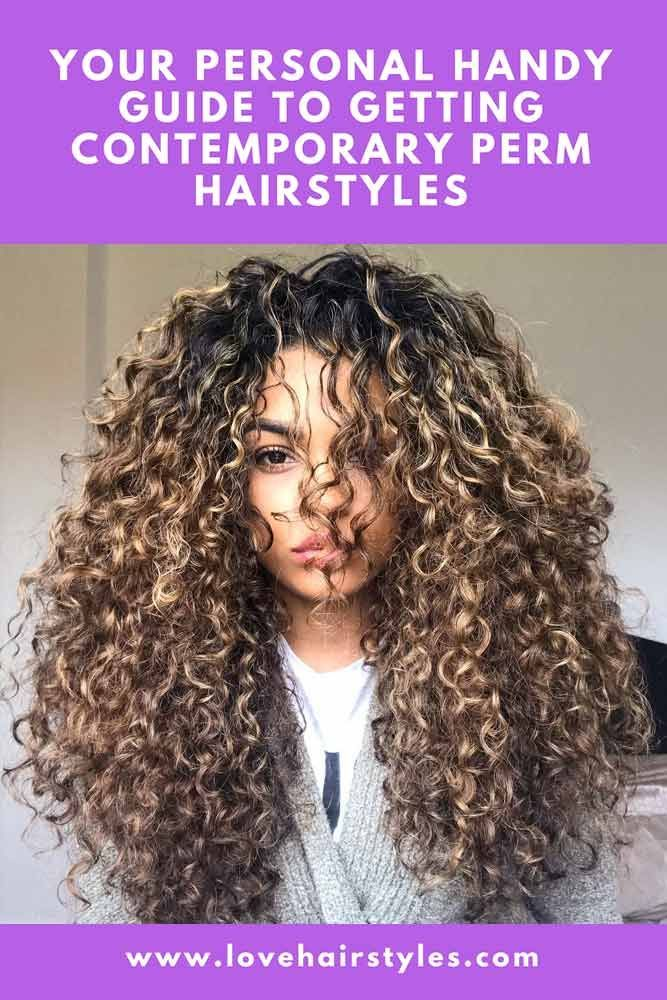 Perm Ideas And Facts You Should Know To Rock It Today | Long Hair ...