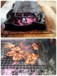 熊本県高森にあるらくだ山に行ってきました こちらのお店では地鶏の炭火焼きが食べられるということで県外からも来られるほどの人気店です 大人人子供人で行きましたが人分でも残してしまうほどのボリュームでした でも大丈夫()お持ち帰りも出来るので安心ですよ 地鶏なので歯ごたえはしっかりしていますが柔らしいお肉でした(////) ぜひ一度食べにきてみませんか  #熊本県高森#らくだ山#地鶏炭火焼き tags[熊本県]