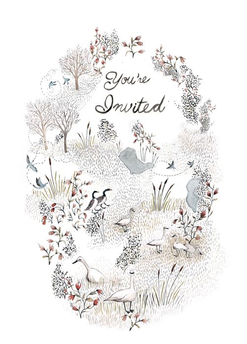 ILLUSTRATION - Sarah Burwash