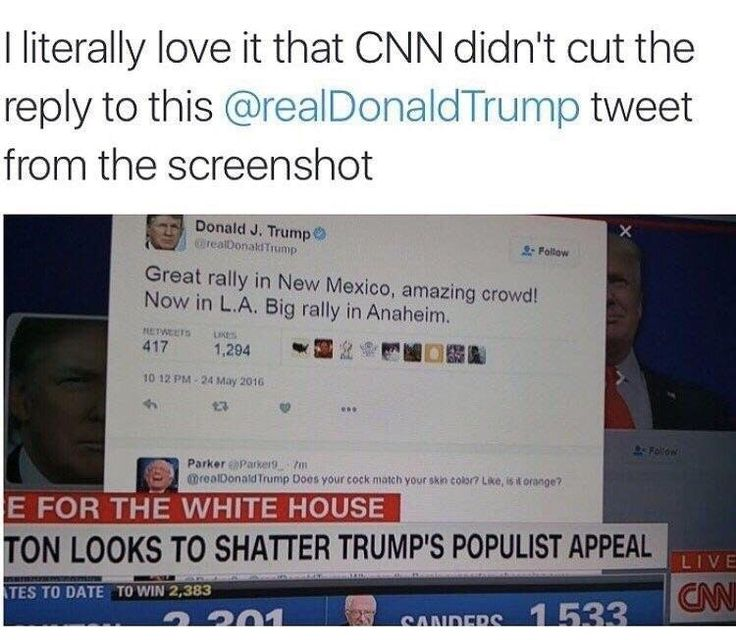 I'm sure the CNN editor just forgot it.. : OopsDidntMeanTo