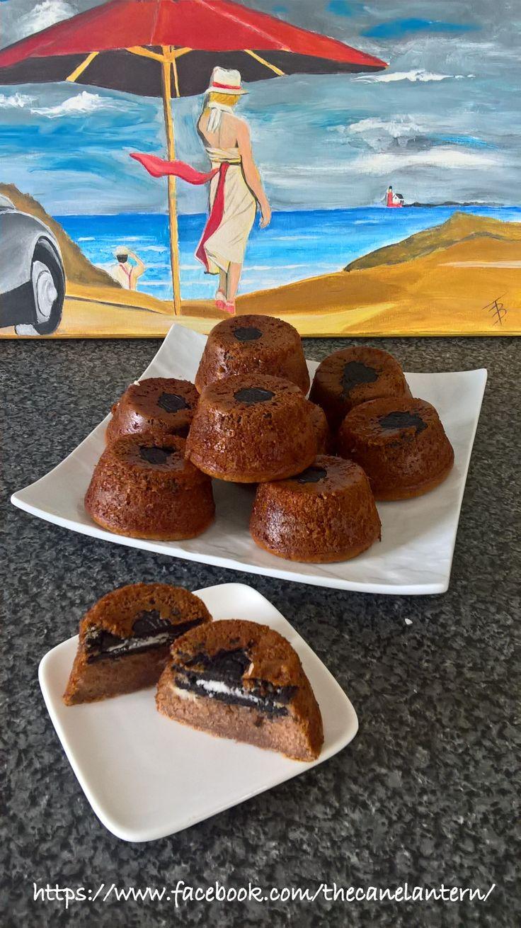 Oreo Muffins.