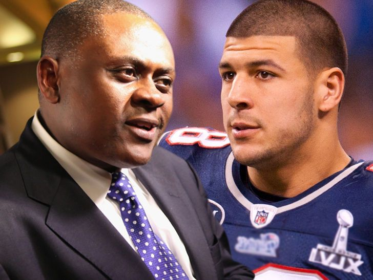 Dr. Omalu: 'No Question' CTE Drove Aaron Hernandez to Suicide