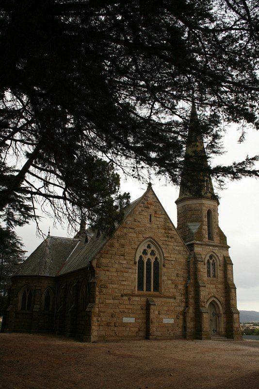 Wesleyan/Uniting Church, Ross