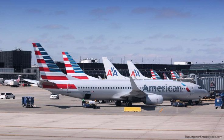 17. American Airlines:    Carry-on fee: $0 1st Checked baggage fee: $25 2nd Checked baggage fee: $35 Extra baggage fee: $150 and up For more legroom and early boarding on American Airlines, fees start at $20. An all-day WiFi pass is $16 on most domestic flights, and snacks and meals are priced from $2 to $10. Unaccompanied minors can fly for an additional $150 fee each way, and carry-on pets cost $125. Checked pets cost an additional $200.