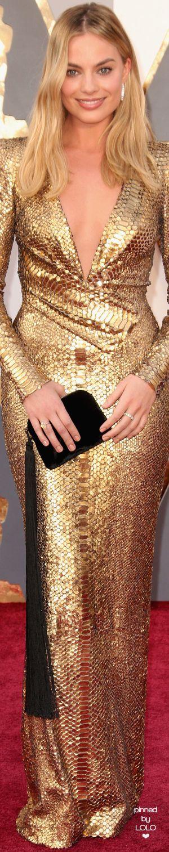 Margot Robbie 2016 Oscars | LOLO❤︎