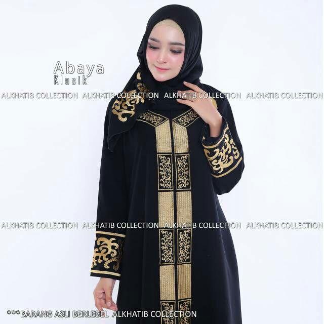 0896 9953 9935 Baju Gamis Abaya Klasik Ori Alkhatib By Farisa Olshop Jual Abaya Putih Jual Abaya Arab Di Surabaya Jual Abaya Ar Model Pakaian Kaftan Wanita