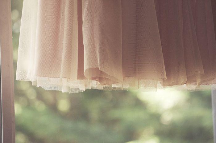 Comment faire une jupe en tulle
