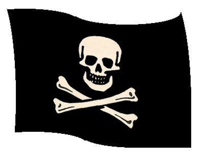 The Jolly Roger, Pirates of the Caribbean