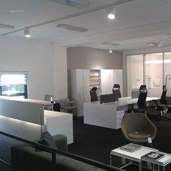 vernieuwing showroom #burovorm
