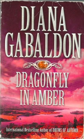 DianaGabaldon.com | Dragonfly in Amber