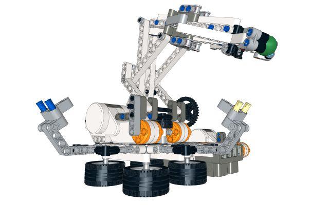 Manipulator - LEGO Mindstorms NXT