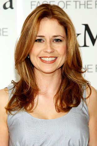 Jenna Fischer  Such a beautiful, yet friendly face