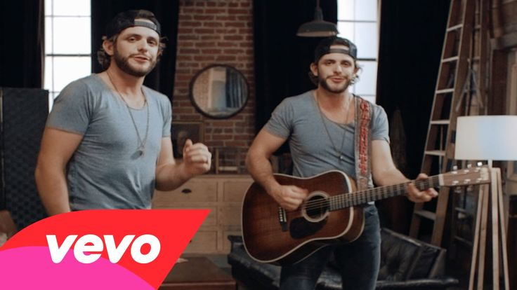 Thomas Rhett - Make Me Wanna. Week of December 20, 2014 ------By 92 To 83------------