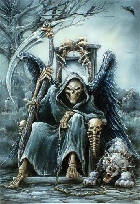 The Grim Reaper                                                                                                                                                                                 Plus