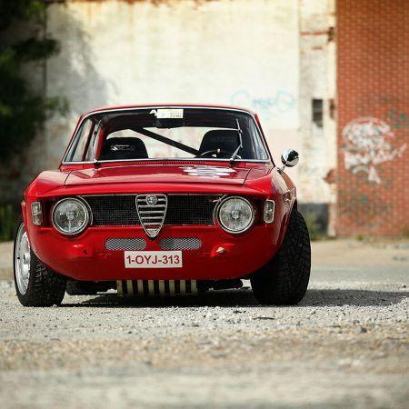 Alfa Romeo GTAm Special 39