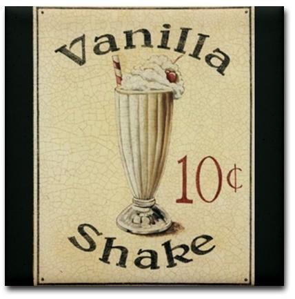 for the retro black, white and red ice cream/soda shop kitchenette area in basement