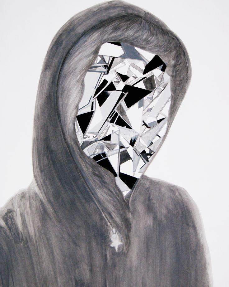 Snedroningenn - 2014 - 100x70 cm