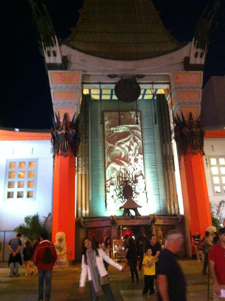teatro chino L.A.