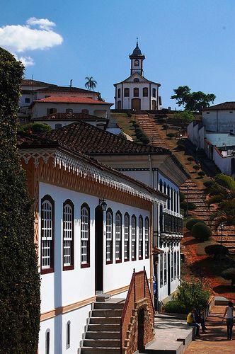Serro , Capela de Santa Rita, Minas Gerais, Brazil                              …
