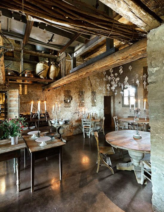 Best ideas about rustic restaurant on pinterest