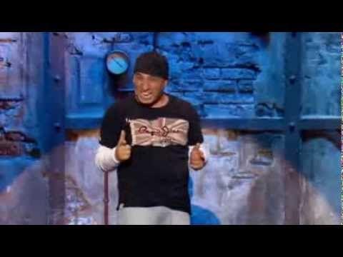 D'JAL au Jamel Comedy Club
