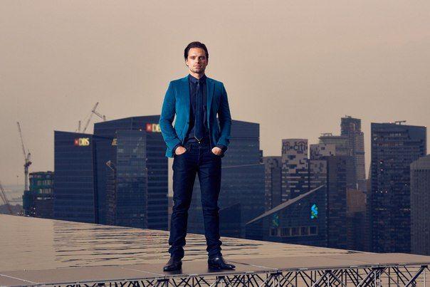 Sebastian Stan \ Себастьян (Себастиан) Стэн | ВКонтакте
