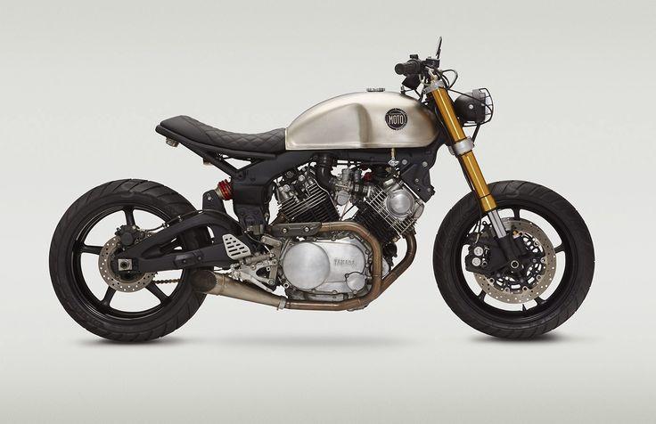 Norman Reedus Yamaha XV920R