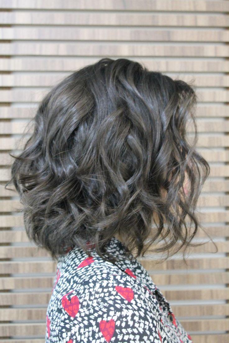 #cabelo #medio #ondas #cabelomedio #cabelocurto #curto #shorthair #short #bob