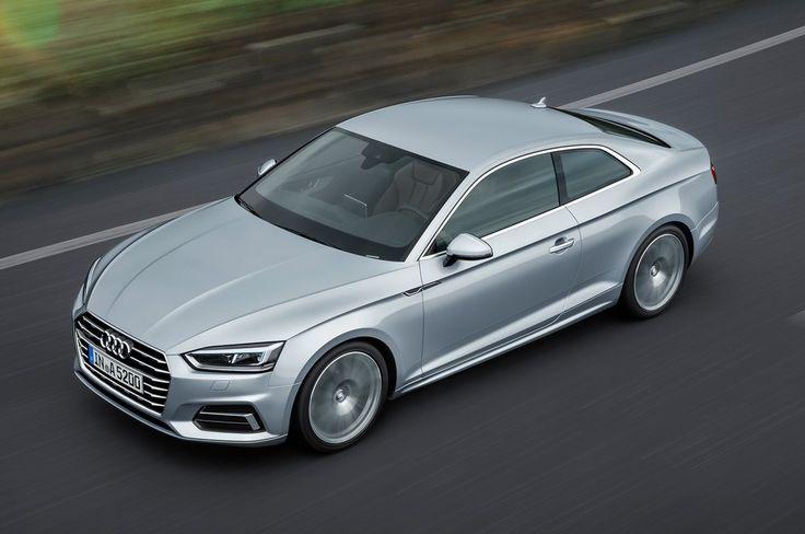 2018 Audi A5 Release date