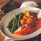 Een heerlijk recept: Zalm met gember-balsamicosaus