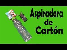 Cómo Hacer Una Aspiradora Casera (muy fácil de hacer) - YouTube