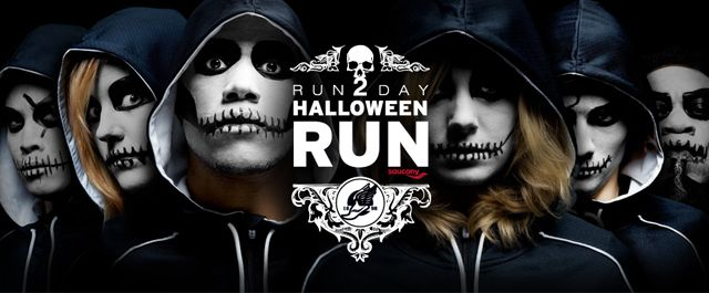 Halloween Run! \m/ Maybe next year!