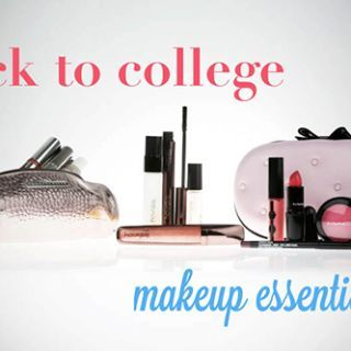 12 Makeup Bag Essentials Every College Girl Should Own | College Fashion