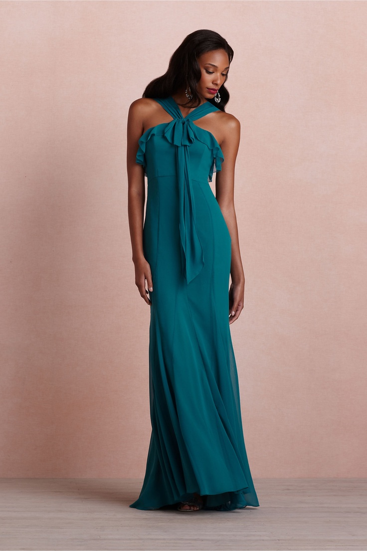 57 best enticingly teal images on pinterest amazing for Anthropologie beholden wedding dress