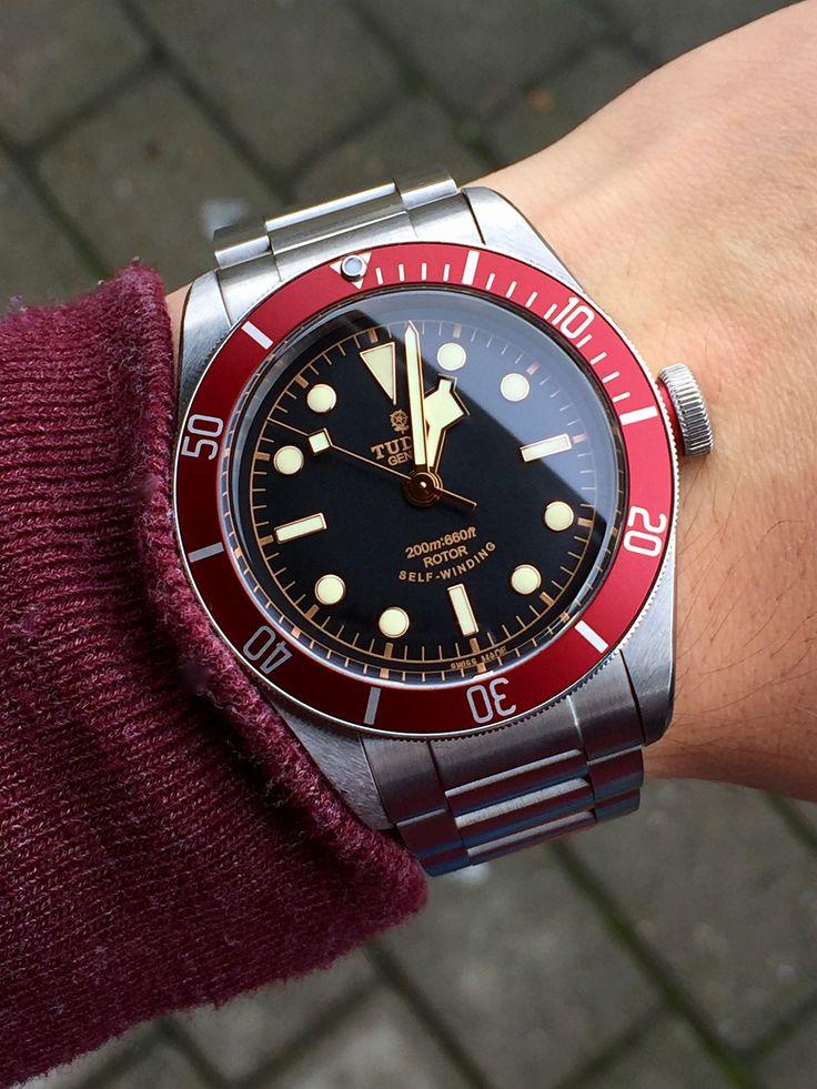FINN – Tudor BB Red