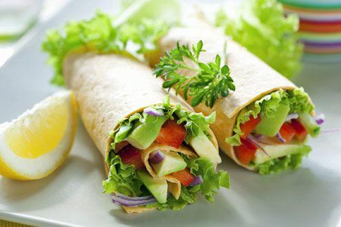 Luana nos comparte esta deliciosa receta de Burrito Vegetariano sin harina por…