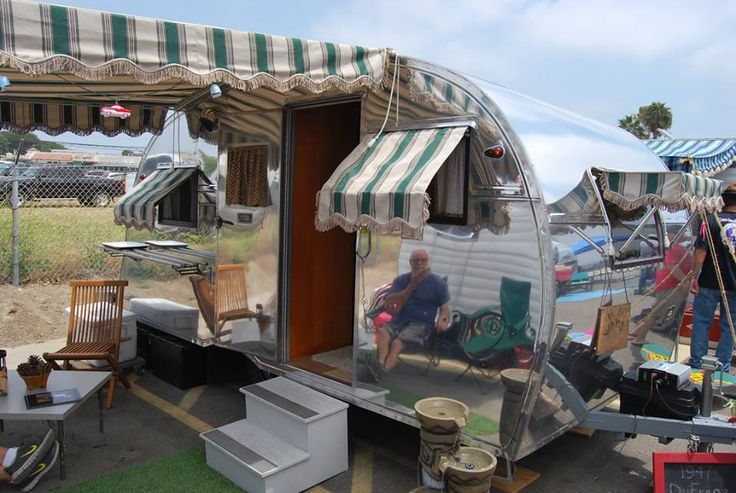 2103 Best Images About Vintage Trailers On Pinterest