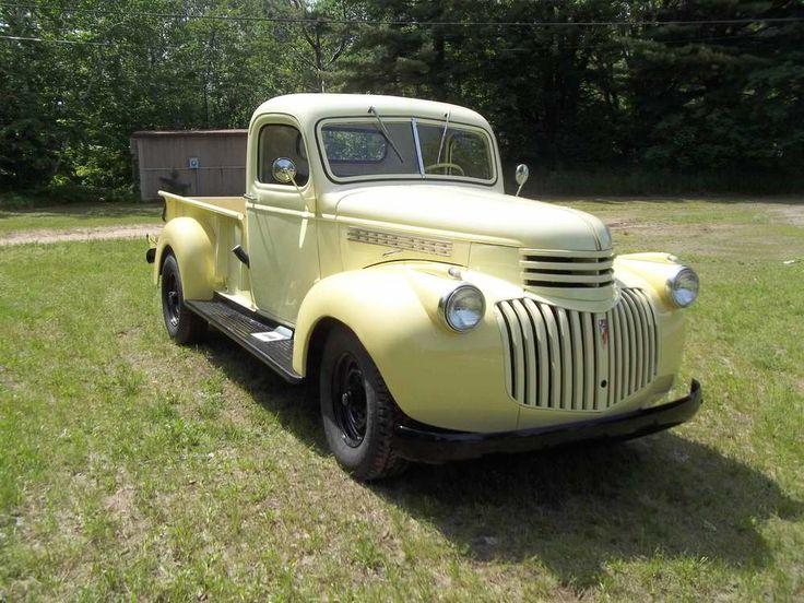 1946 Chevy Truck - LMC Trucklife