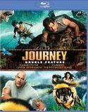 Journey to the Center of the Earth/Journey 2: The Mysterious Island [2 Discs] [Blu-ray]