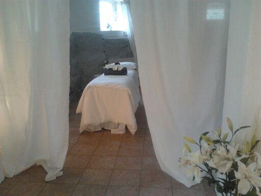 Ett av våra behandlingsrum.